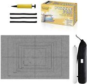 Jigsaw Puzzle Mat Roll Up 3000 Pieces Saver Large Puzzles Board For Adults
