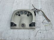Bayliner Capri 2050 Ls Boat Dash Board Panel With Switches And Ignition