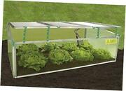 Biostar 1500 Premium Cold Frame Gardening Tool, Pack Of 1, Clear