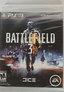 Battlefield 3 Sony Playstation 3 2011 Ps3 New And Factory Sealed