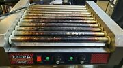 Ultra Dawg 4094 Gnp 11 Roller Machine Hot Dog Rolling Grill Pre-owned