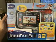 New Rare Vtech Innotab 3s Disney Planes Edition Learning Tablet Limited Edition