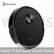 [to Russia] Ecovacs Deebot Ozmo T8 Aivi Robot Vacuum Auto Mopping By Cdek
