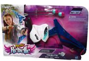 Hasbro Nerf Rebelle Tribute Bow And Arrow Set 2 Arrows And Bow 2016 Ages 8+