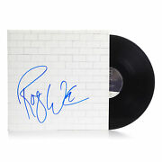 Roger Waters Autographed Pink Floyd The Wall Record Album