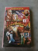 The Complete Adventures Of Flash Gordon Dvd 4 Disc Set Collectible W Booklet New