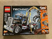 New Unopened Lego Technic 9397 Logging Truck + Power Functions, Free Shipping