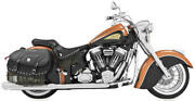 Freedom Performance Racing Dual Full Exhaust System Chrome In00001 Indian Chief