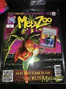 Metazoo Cryptid Nation Novel Comic Chapter 2 2nd Print With Promo Card Sealed
