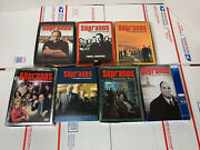 Hbo The Sopranos Complete Series Dvd Box Sets Seasons 1 2 3 4 5 6 Lot