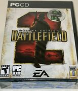Battlefield 2 Special Forces Deluxe Edition Pc 5 Discs Ntsc Ea Brand New Sealed