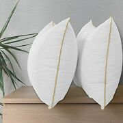 Lute King Size Pillows Set Of 2 Luxury Hotel Collection Down Alternative Pill...