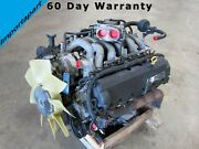 02-04 Ford F250 F350 Excursion 6.8l V10 Engine Assembly W/out Egr 0113