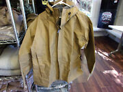 Beyond Clothing.....coyote Brown L-6 Gortex Jacket Size Large