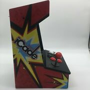Working Ion Icade Tabletop Arcade Gaming Cabinet For Ipad Tablets And Android