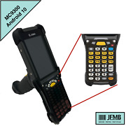 Zebra Mc930p-gswbg4na Mobile Computer Barcode Scanner 1d/2d 34 Key Android 10