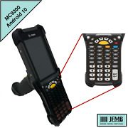Zebra Mc930p-gswcg4na Mobile Computer Barcode Scanner 1d/2d 43 Key Android 10