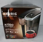 Keurig K1500 Commercial Single Cup Brewing System Coffee Maker - New Box Damage