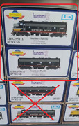 Athearn Genesis Fp7a And F7b Sp Black Widow 6449 And 8295 Dcc And Sound
