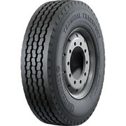 4 Tires Continental Terminal Transport Steel Belted St 300/80r22.5 Trailer