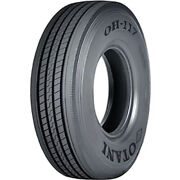 4 Tires Otani Oh-117 9.5r17.5 Load J 18 Ply All Position Commercial