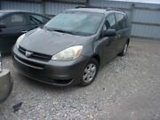 Loaded Beam Axle Fwd Excluding Mobility Van Drum Fits 04-07 Sienna 255380