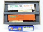 Ho Athearn Special Edition Kit 2302 Tpix Tropicana 57' Mechanical Reefer 2-pack