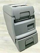 Used Oem Dark Gray Center Console 1ev701d5ae 08-12 Town And Country Grand Caravan