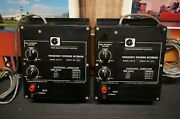 2 Vintage Early Type Mastering Lab 604/5 Crossovers For Altec 604/5 Speakers