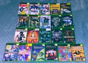 Lot Of 20 Original Xbox Games - Various Conditions , Untested.