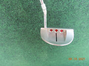 Scotty Cameron Tour Golo Knucklehead Putter With Coa.