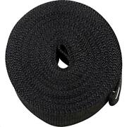 Cycle Performance Cpp/9242-50 Exhaust Pipe Wrap - 2in. X 50ft. - Black Metallic