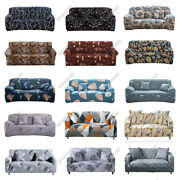 1/2pcs Stretch Sofa Covers Slipcover For L Shape Sectional Corner Sofa Protector