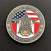 Usss Us Secret Service Lima Resident Office Challenge Coin