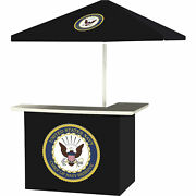 Best Of Times Camouflage Portable Bar With Umbrella, Model 2970