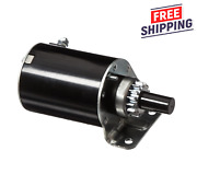 Starter Motor For Briggs And Stratton 479cc Vanguard Engine