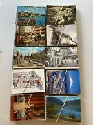 Us And Foreign 500+ Postcard Lot - C1950and039s To Modern Continental Chrome Size 4x6