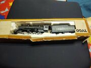 Tyco Chattanooga Engine Car Train Tender Ho Scale In Box Made In Hong Kong