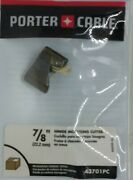 New Porter Cable Router Bit Straight 7/8 Inch 43701pc