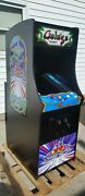 New Galaga Ms Pacman 27 Lcd Monitor 3 Years Warranty Upright Video Arcade Game