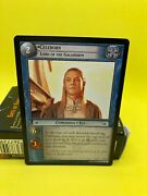 Lotr Tcg Celeborn Lord Of The Galadhrim 10r6 Lord Of Rings Rare Card