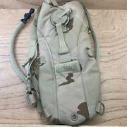 Original British Army Issue Mtp Camelbak 3l Hydration Pack