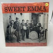 Lp Sweet Emma And Her Preservation Hall Jazz Band New Orleans Vg- 72