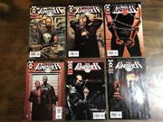 Marvel Max Comics The Punisher Max 1-5, 11 1 2 3 4 5 11 2004 Coming To Netflix
