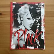 Pink Pnk Try This Tour Programme 2004 Official Genuine. Near Mint Rare