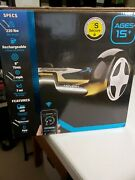 Hover 1 Eclipse Scooter Bluetooth 8 Wheels Gold/black New