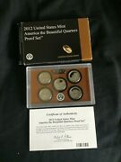 2012 America The Beautiful Bu Lot, Business, Uncirculated, Proof Sets, 30 Coins