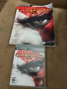 Game + Strategy Guide God Of War 3 Brady Games Ps3