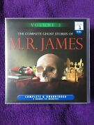 The Complete Ghost Stories M R James Vol 2 Cd Box Set David Collings Craftsman