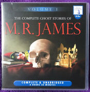 The Complete Ghost Stories M R James Vol 1 Cd Box Set David Collings Craftsman